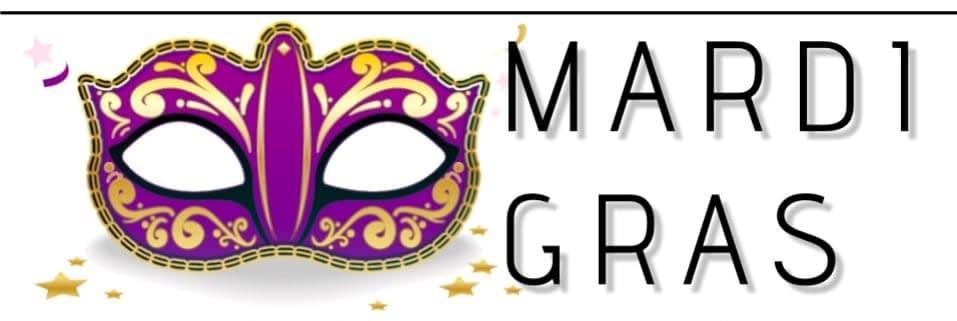 Mardi Gras 2021 Header