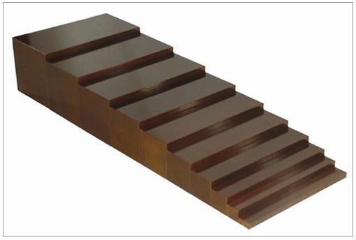 Brown Stair - Alison Montessori