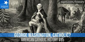 George Washington Catholic header