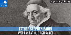 Fr. Stephen Badin header