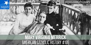 Mary Virginia Merrick header
