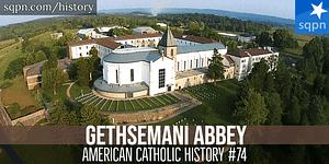 Gethsemani Abbey header