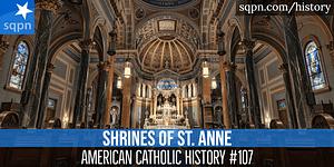 Shrines of St. Anne header