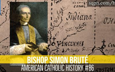 Bishop Simon Bruté