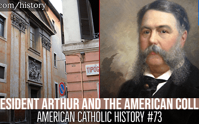 President Arthur Saves the North American College