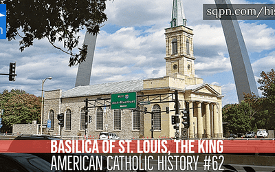 Basilica of St. Louis, The King