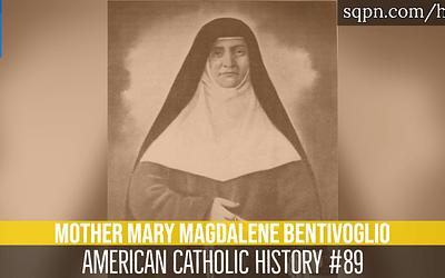 Mother Mary Bentivoglio