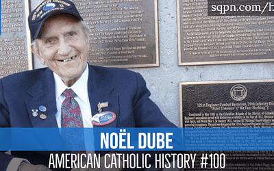 Noel Dube, Hero of D-Day