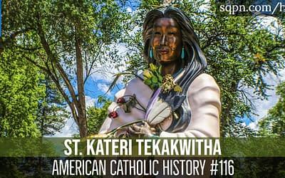 St. Kateri Tekakwitha
