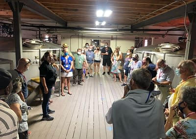 Green River Distillery Tour