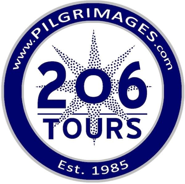 206 Tours Logo