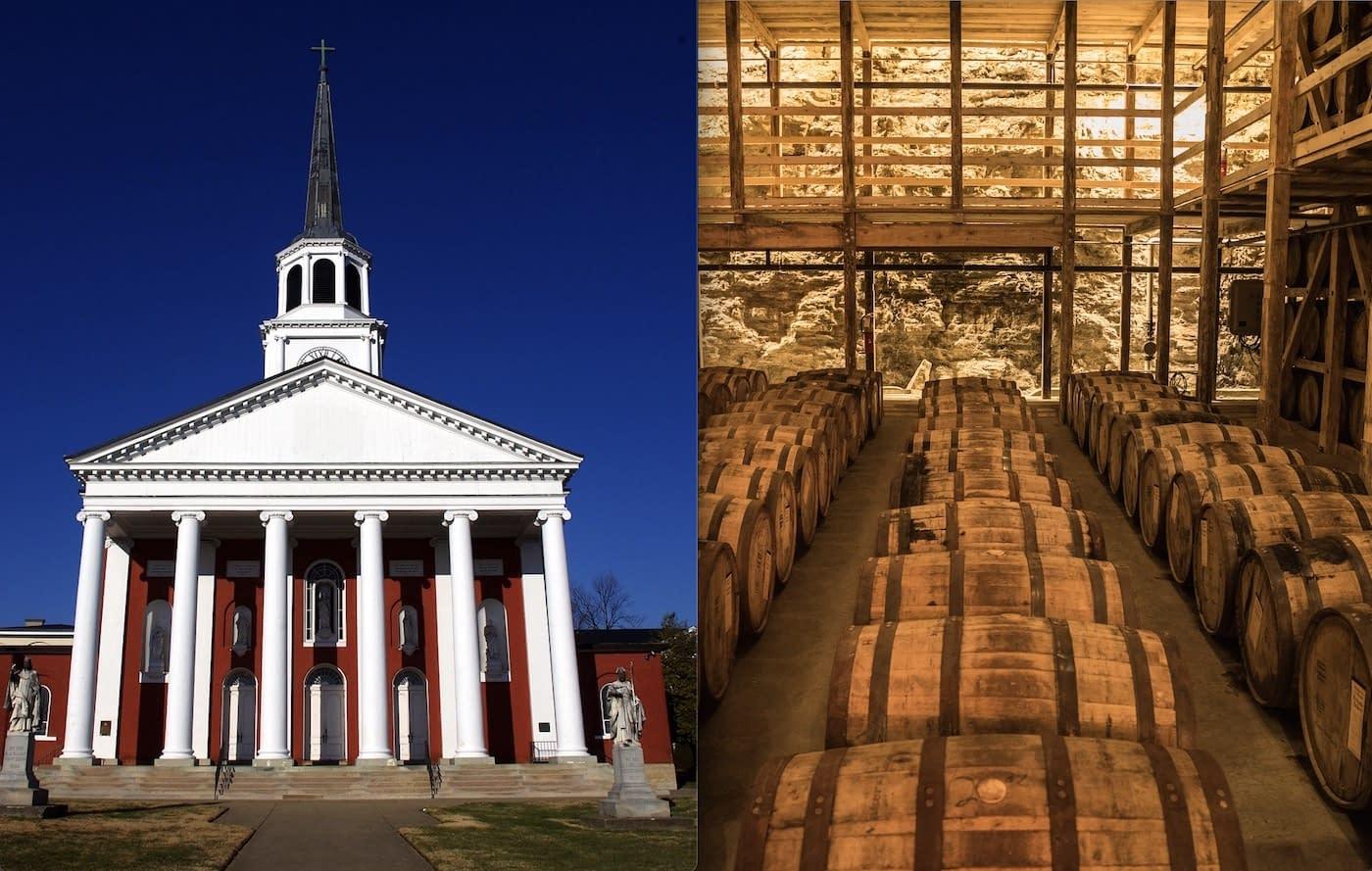 Kentucky Holy Land and Bourbon