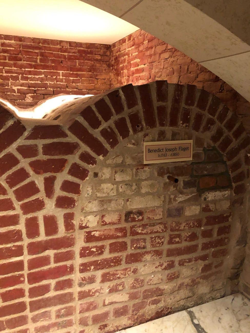 Bishop Flaget's Tomb