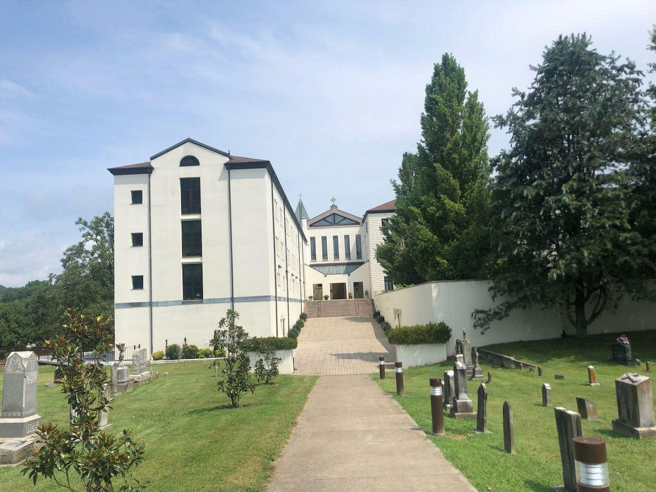 Gethsemani Entryway