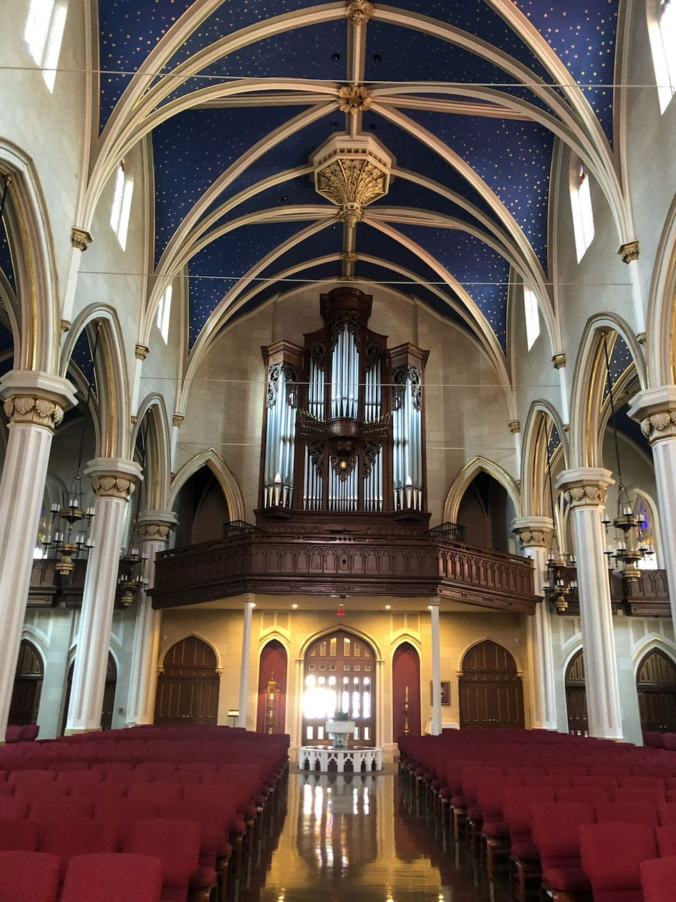 Cathedral of the Assumption Organ