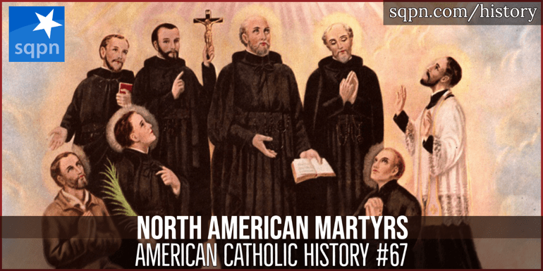 North American Martyrs header