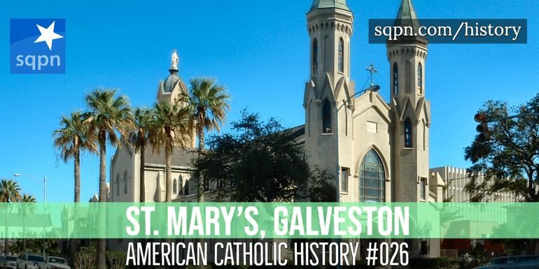 St. Mary's Galveston header