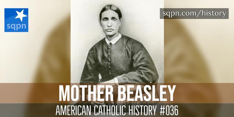 Mother Matilda Beasley header