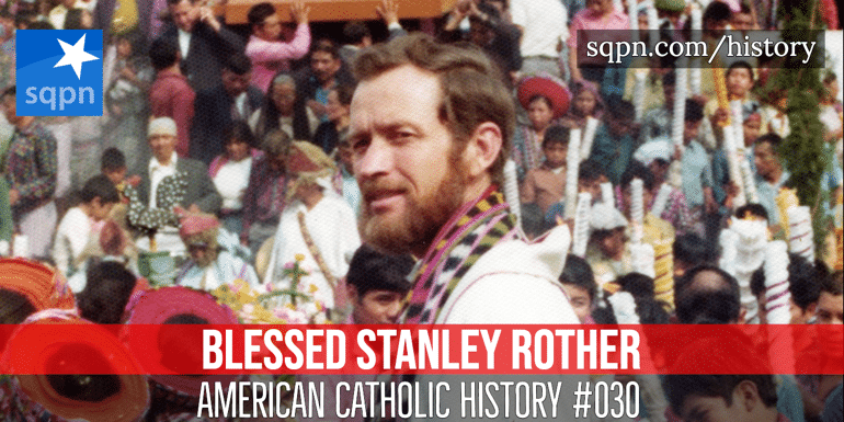 Blessed Stanley Rother header