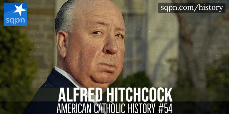 Alfred Hitchcock header