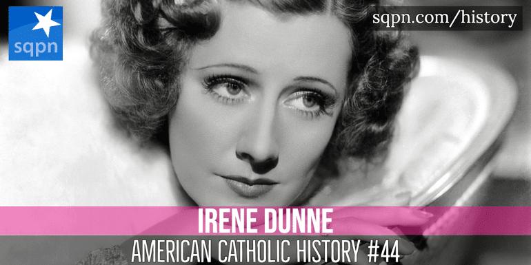Irene Dunne header