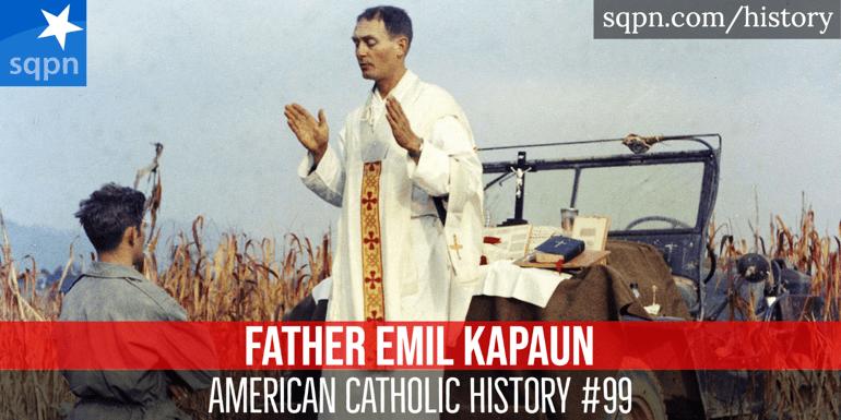 Fr. Emil Kapaun header