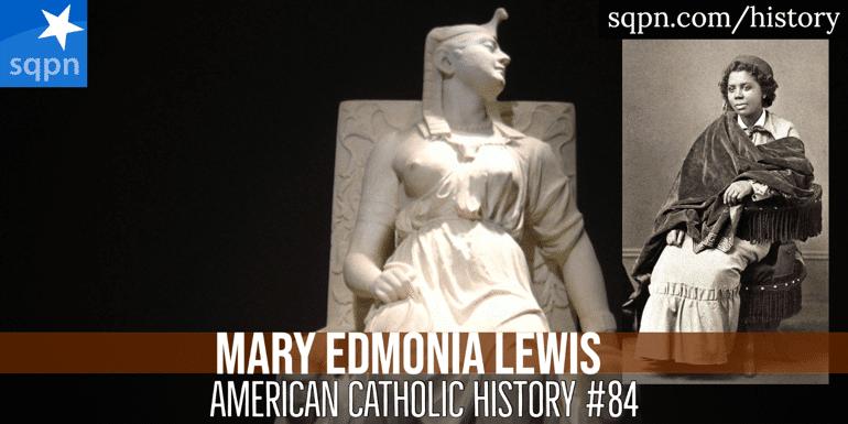 Mary Edmonia Lewis header