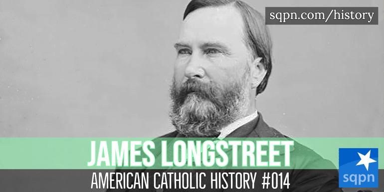 James Longstreet header