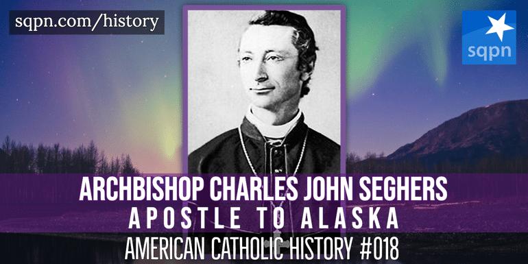 Archbishop Charles John Seghers header