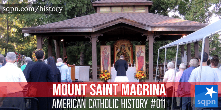 mount saint macrina