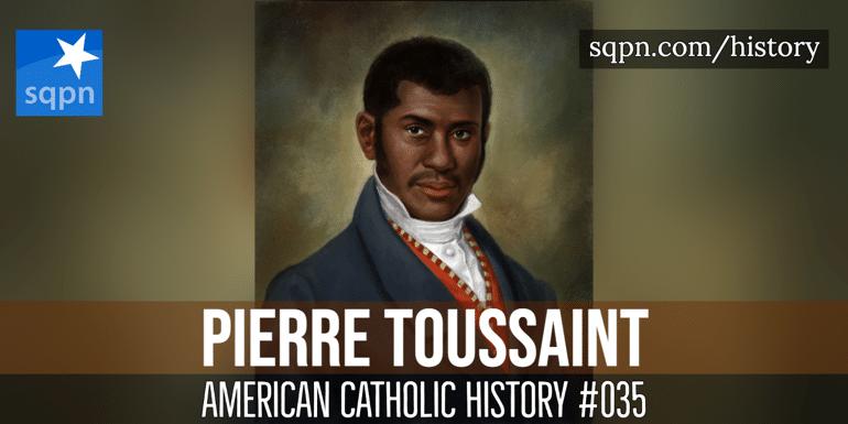 Pierre Toussaint header