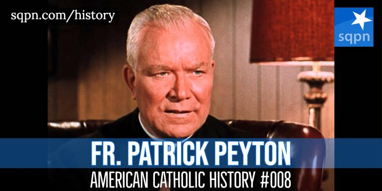 fr. patrick peyton header