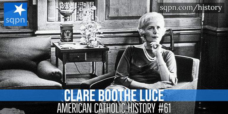 Clare Booth Luce header