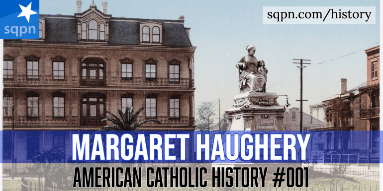 Margaret Haughery header