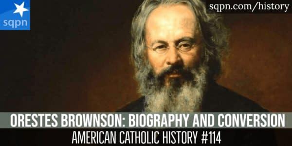 Orestes Brownson conversion header