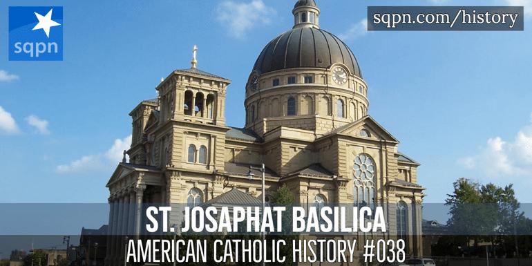 St. Josaphat Basilica header