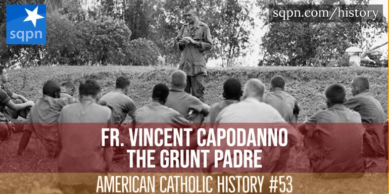 Father Vince Capodanno header