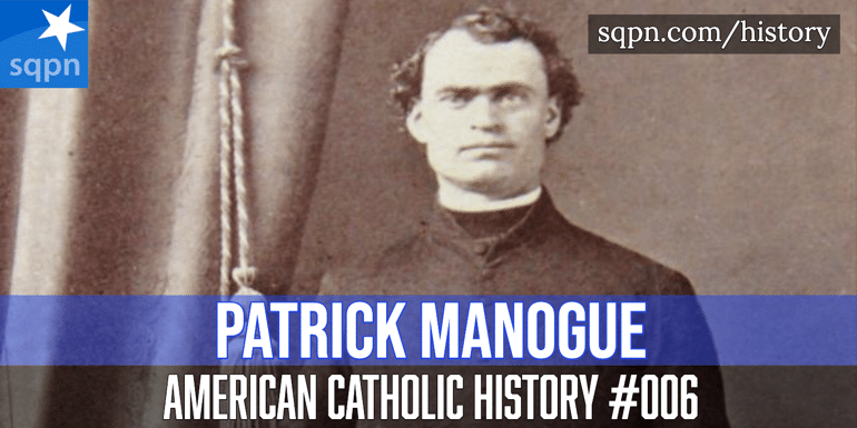 Patrick Manogue header