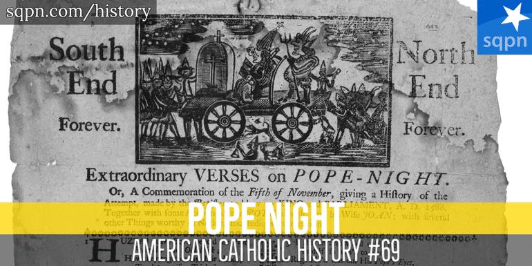 Pope Night Header