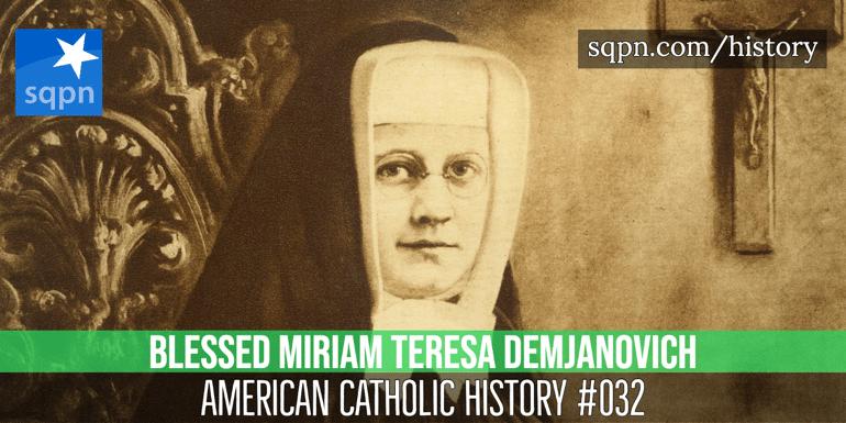 Blessed Miriam Demjanovich